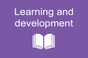 Image representing the course/event: Learning and dev